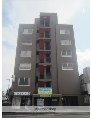 宮城県仙台市青葉区、北四番丁駅徒歩19分の築39年 7階建の賃貸マンション
