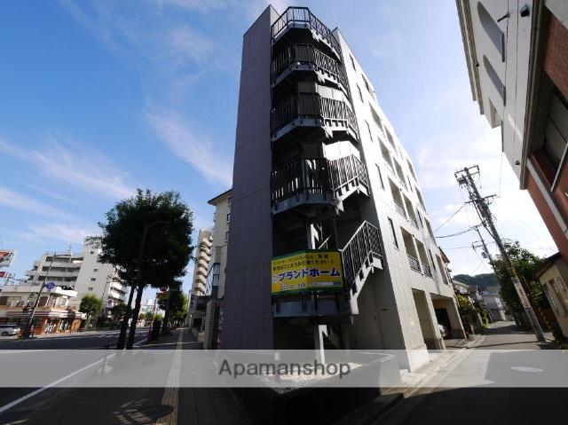 宮城県仙台市若林区、五橋駅徒歩9分の築18年 6階建の賃貸アパート