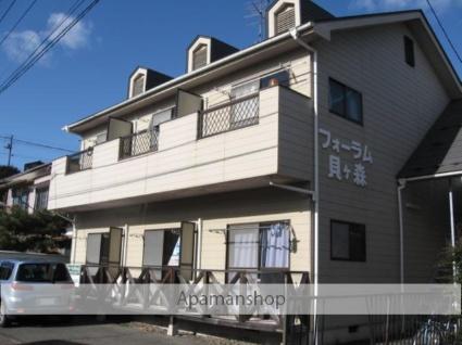宮城県仙台市青葉区、北山駅徒歩18分の築27年 2階建の賃貸アパート
