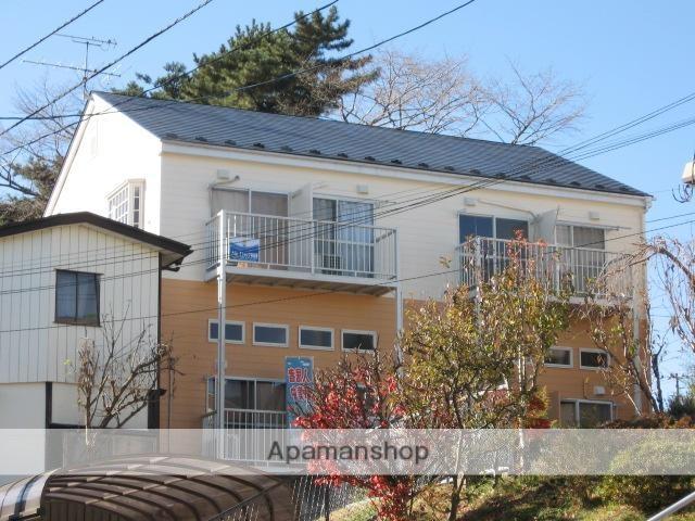 宮城県仙台市青葉区、北山駅徒歩8分の築20年 2階建の賃貸アパート