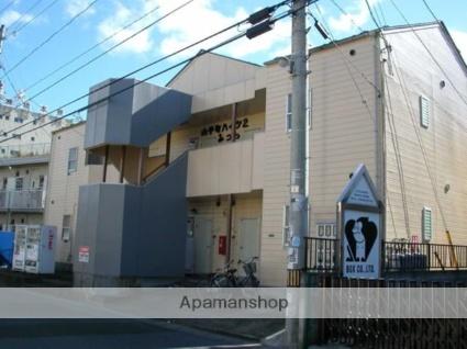 宮城県仙台市青葉区、北山駅徒歩7分の築25年 2階建の賃貸アパート