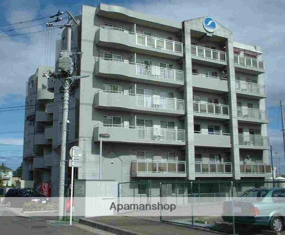 宮城県仙台市太白区の築25年 6階建の賃貸マンション