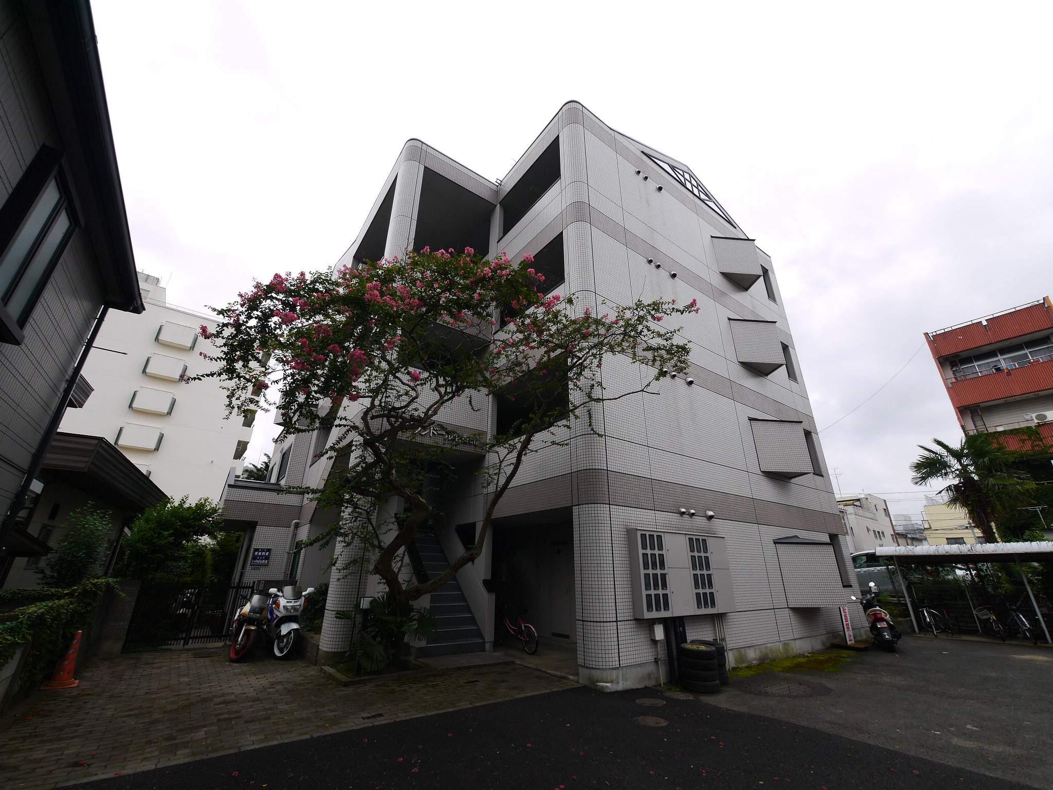 宮城県仙台市青葉区、北仙台駅徒歩15分の築20年 4階建の賃貸マンション