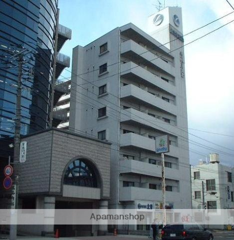 宮城県仙台市青葉区、北四番丁駅徒歩12分の築30年 8階建の賃貸マンション