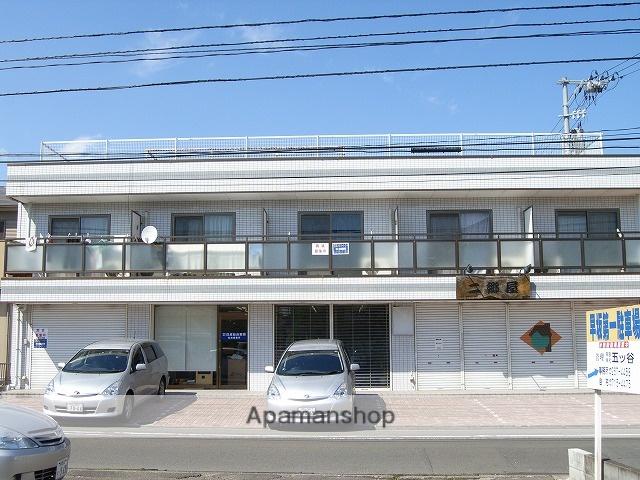 宮城県仙台市若林区、河原町駅徒歩7分の築22年 2階建の賃貸アパート