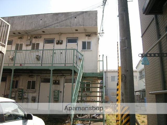 宮城県仙台市若林区、河原町駅徒歩4分の築34年 2階建の賃貸アパート