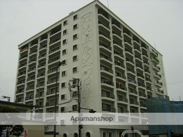 宮城県仙台市若林区、河原町駅徒歩2分の築43年 11階建の賃貸マンション