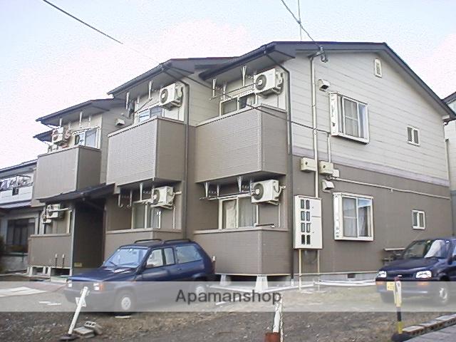 宮城県仙台市太白区、南仙台駅徒歩5分の築20年 2階建の賃貸アパート