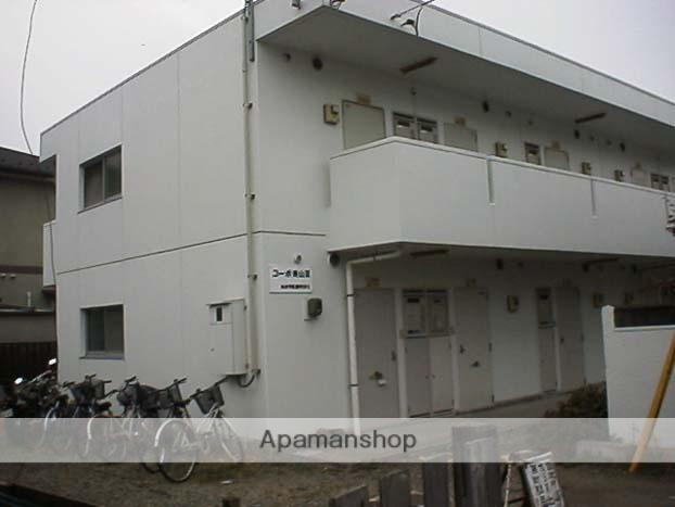 宮城県仙台市若林区、五橋駅徒歩21分の築31年 2階建の賃貸マンション