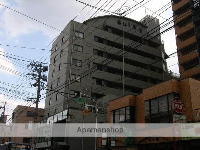 宮城県仙台市若林区、仙台駅徒歩15分の築21年 10階建の賃貸マンション