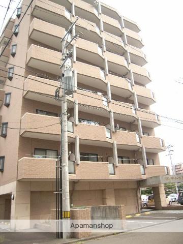 宮城県仙台市宮城野区、仙台駅徒歩12分の築14年 8階建の賃貸マンション