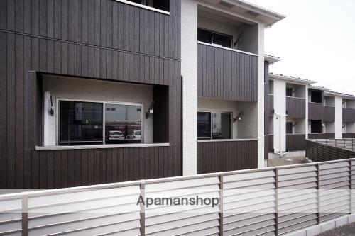 宮城県仙台市太白区、南仙台駅徒歩3分の築2年 2階建の賃貸アパート