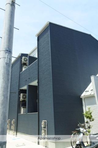 宮城県仙台市若林区、薬師堂駅徒歩8分の築1年 2階建の賃貸アパート