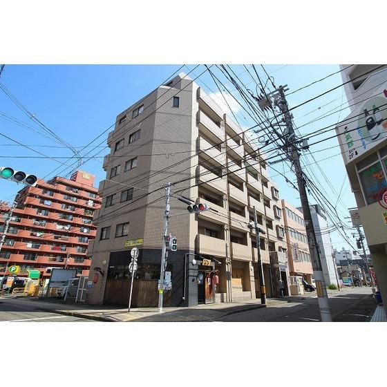 宮城県仙台市青葉区、北四番丁駅徒歩13分の築21年 7階建の賃貸マンション