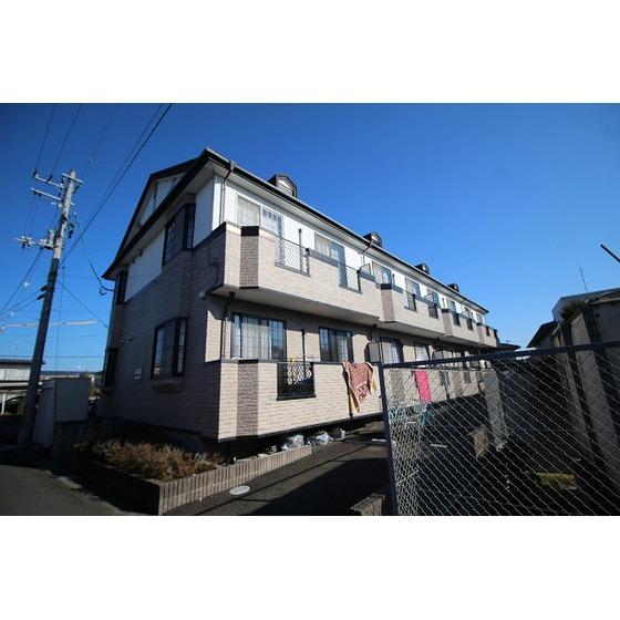 宮城県仙台市青葉区、愛子駅徒歩8分の築17年 2階建の賃貸アパート