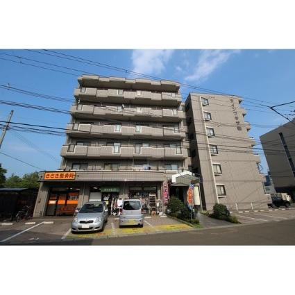 宮城県仙台市泉区、泉中央駅徒歩4分の築18年 6階建の賃貸マンション