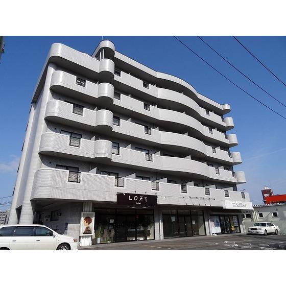 宮城県仙台市泉区、八乙女駅徒歩5分の築19年 6階建の賃貸マンション