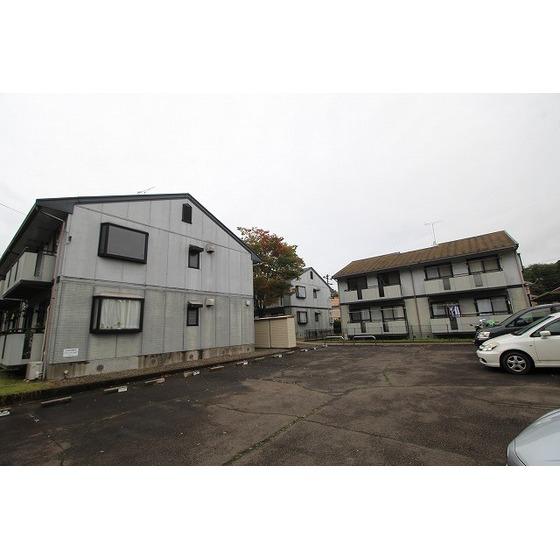 宮城県仙台市泉区、北山駅徒歩50分の築23年 2階建の賃貸アパート
