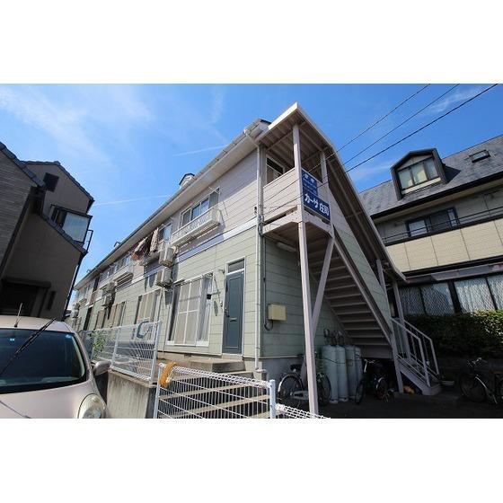 宮城県仙台市泉区、泉中央駅徒歩12分の築23年 2階建の賃貸アパート