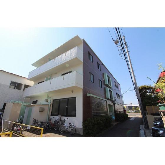 宮城県仙台市太白区、長町駅徒歩11分の築28年 3階建の賃貸マンション