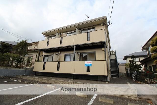 宮城県仙台市泉区、北山駅徒歩62分の築20年 2階建の賃貸アパート