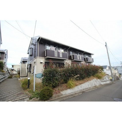 宮城県仙台市青葉区、北山駅徒歩26分の築23年 2階建の賃貸アパート
