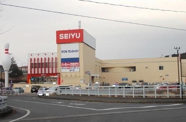 SEIYU富谷店