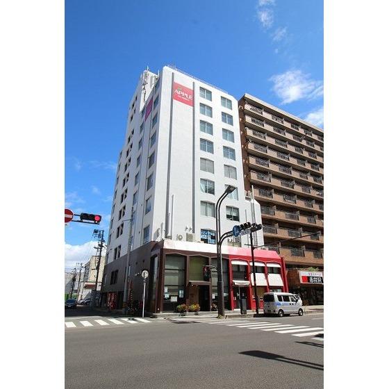 宮城県仙台市青葉区、北仙台駅徒歩11分の築45年 12階建の賃貸マンション