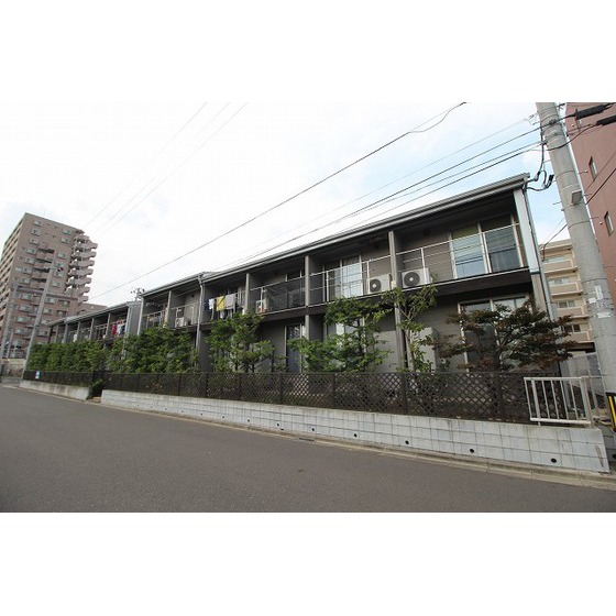 宮城県仙台市宮城野区、苦竹駅徒歩21分の築13年 2階建の賃貸アパート