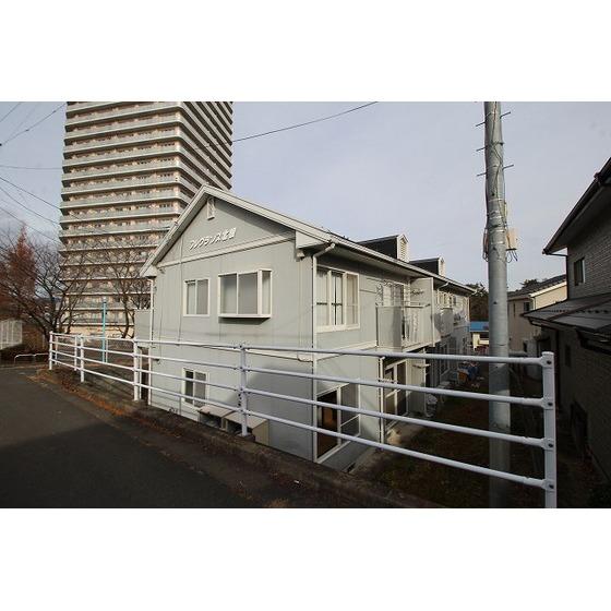 宮城県仙台市青葉区、北仙台駅徒歩21分の築27年 2階建の賃貸アパート