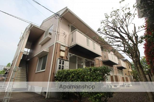 宮城県仙台市泉区、泉中央駅徒歩55分の築28年 2階建の賃貸アパート