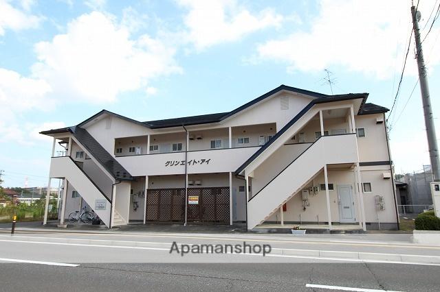 宮城県黒川郡富谷町、泉中央駅徒歩150分の築23年 2階建の賃貸アパート