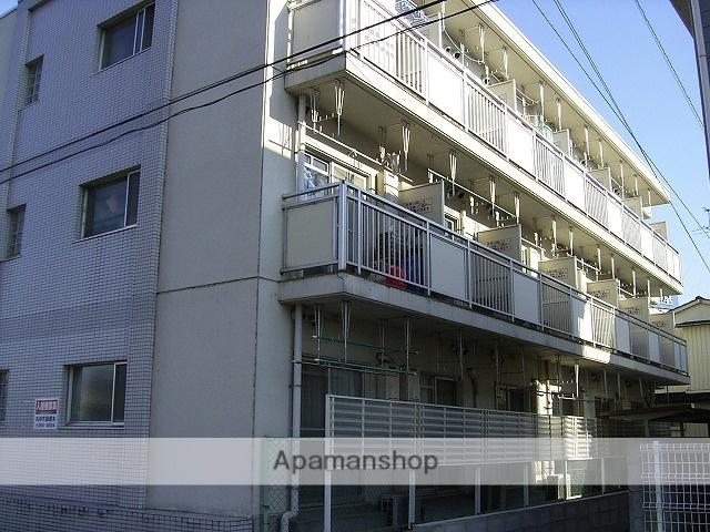 宮城県仙台市若林区、愛宕橋駅徒歩10分の築29年 3階建の賃貸マンション