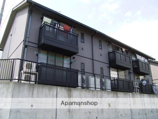宮城県仙台市宮城野区の築17年 2階建の賃貸アパート
