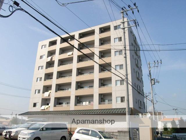 宮城県仙台市宮城野区、岩切駅徒歩4分の築10年 7階建の賃貸マンション