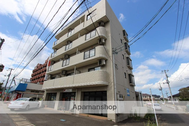宮城県仙台市若林区、卸町駅徒歩23分の築15年 6階建の賃貸マンション