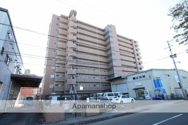 宮城県仙台市若林区、卸町駅徒歩22分の築10年 11階建の賃貸マンション