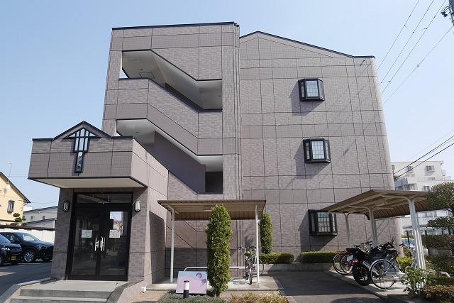 宮城県仙台市宮城野区、福田町駅徒歩20分の築14年 3階建の賃貸マンション
