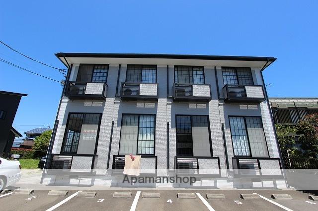 宮城県仙台市若林区、薬師堂駅徒歩22分の築18年 2階建の賃貸アパート