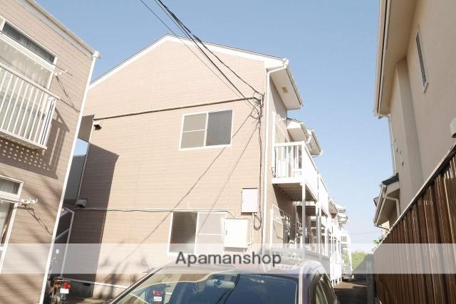 宮城県仙台市若林区、愛宕橋駅徒歩9分の築27年 2階建の賃貸アパート