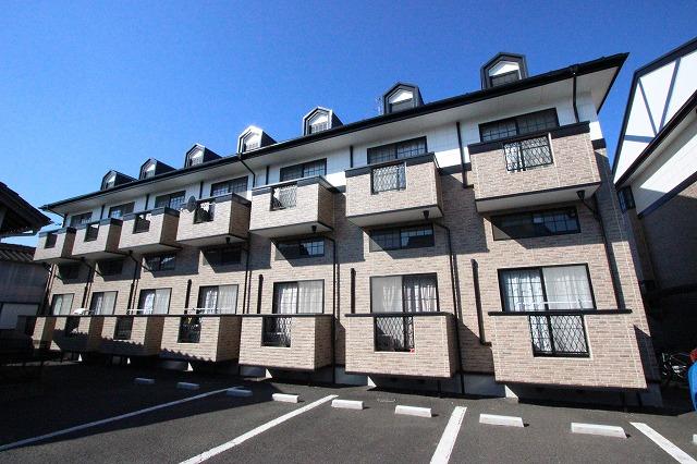宮城県仙台市太白区、太子堂駅徒歩27分の築17年 2階建の賃貸アパート