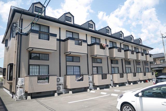 宮城県仙台市若林区、薬師堂駅徒歩33分の築16年 2階建の賃貸アパート