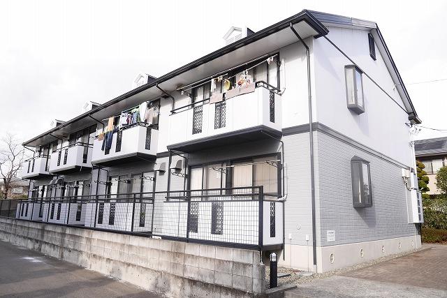宮城県仙台市若林区の築20年 2階建の賃貸アパート