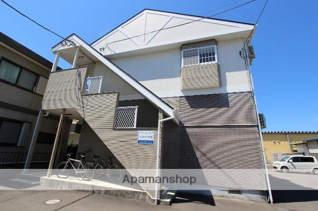 宮城県仙台市若林区、卸町駅徒歩29分の築21年 2階建の賃貸アパート