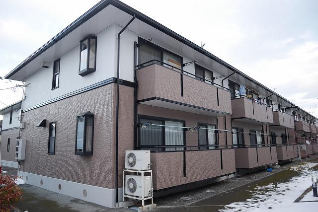 宮城県仙台市若林区、太子堂駅徒歩64分の築20年 2階建の賃貸アパート