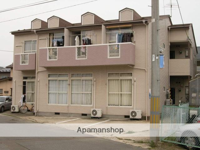 宮城県仙台市若林区、薬師堂駅徒歩18分の築26年 2階建の賃貸アパート