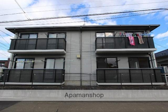 宮城県仙台市若林区、長町駅徒歩44分の築20年 2階建の賃貸アパート