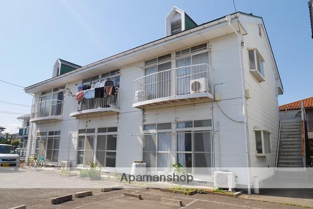 宮城県仙台市若林区、薬師堂駅徒歩20分の築29年 2階建の賃貸アパート