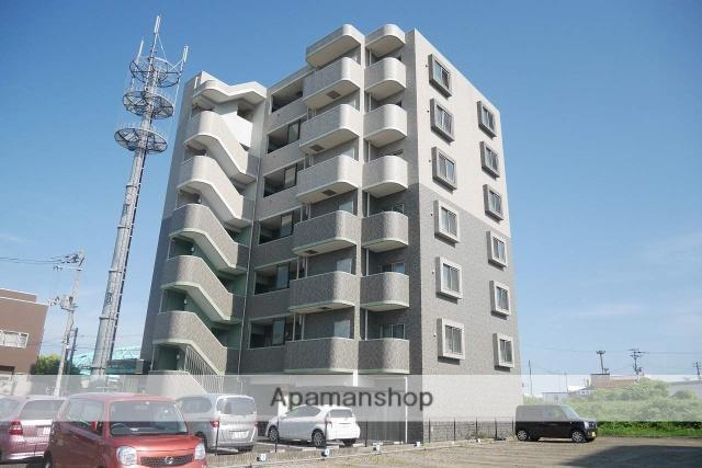 宮城県仙台市宮城野区、苦竹駅徒歩23分の築9年 7階建の賃貸マンション