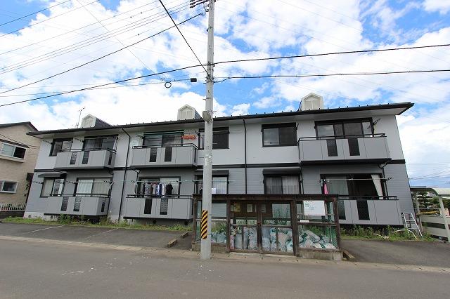 宮城県仙台市若林区、太子堂駅徒歩50分の築22年 2階建の賃貸アパート